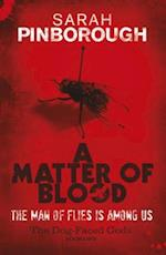 A Matter Of Blood af Sarah Pinborough