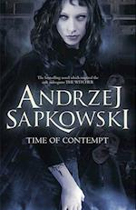 The Time of Contempt af Andrzej Sapkowski