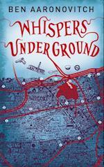 Whispers Under Ground af Ben Aaronovitch