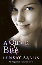 A Quick Bite (Argeneau Vampire)