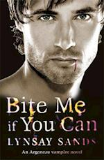 Bite Me If You Can (Argeneau Vampire)