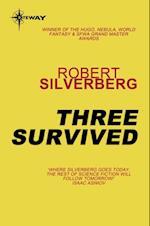 Three Survived af Robert Silverberg