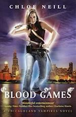 Blood Games (Chicagoland Vampires Series)