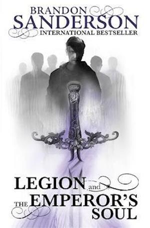 Bog, paperback Legion and The Emperor's Soul af Brandon Sanderson
