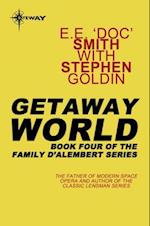 Getaway World af Stephen Goldin