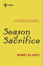 Season of Sacrifice af Mindy Klasky