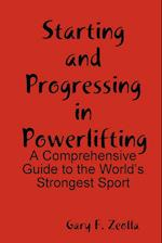 Starting and Progressing in Powerlifting af Gary F. Zeolla