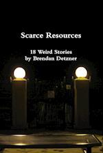 Scarce Resoures af Brendan Detzner