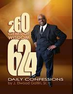 260 Gems of Wisdom 624 Daily Confessions