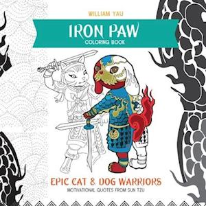 Iron Paw Coloring Book