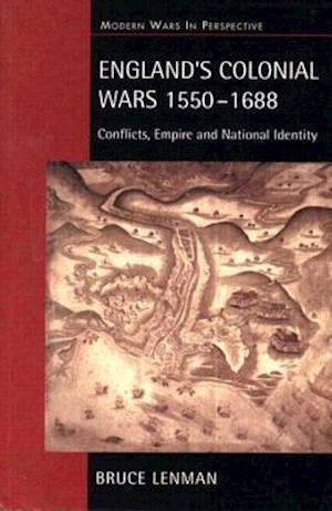 England's Colonial Wars 1550-1688