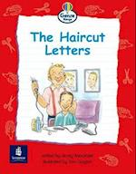 The haircut letters Genre Emergent Stage Letter Book 5 (Literacy Land)