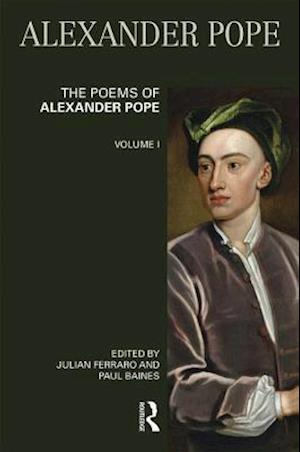 Bog, hardback The Poems of Alexander Pope af Alexander Pope