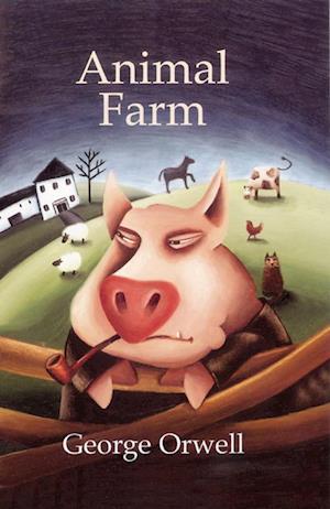 Bog, hardback Animal Farm af George Orwell