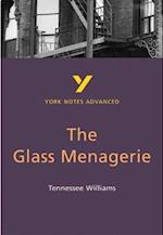 The Glass Menagerie: York Notes Advanced (York Notes Advanced)