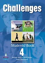 Challenges Student Book 4 Global (Challenges)