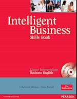 Intelligent Business Upper Intermediate Skills Book and CD-ROM Pack af Irene Barrall, Christine Johnson