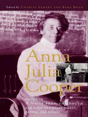 Bog, ukendt format The Voice of Anna Julia Cooper af Charles C Lemert