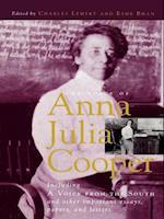 Voice of Anna Julia Cooper af Anna J. Cooper