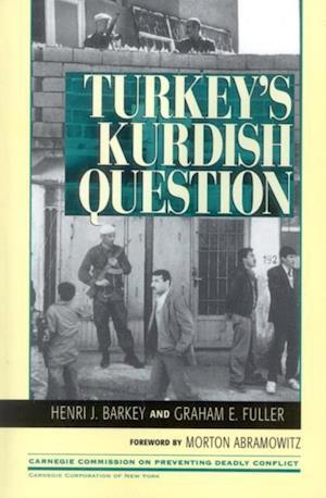 Bog, ukendt format Turkey's Kurdish Question af Graham E Fuller, Henri J Barkey