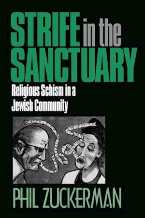 Bog, ukendt format Strife in the Sanctuary af Phil Zuckerman