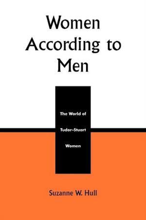 Bog, ukendt format Women according to Men af Suzanne W Hull