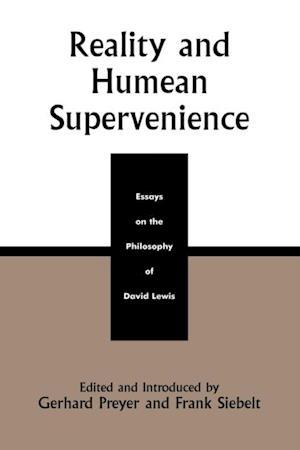 Bog, ukendt format Reality & Human Supervenience CB