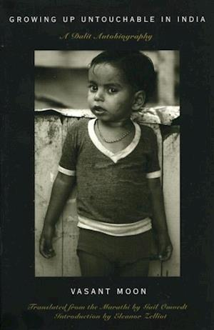 Bog, ukendt format Growing up Untouchable in India af Gail Omvedt, Vasant Moon