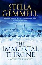 The Immortal Throne af Stella Gemmell