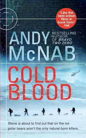 Bog, hardback Cold Blood af Andy McNab
