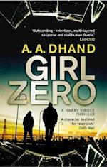 Girl Zero af A. A. Dhand