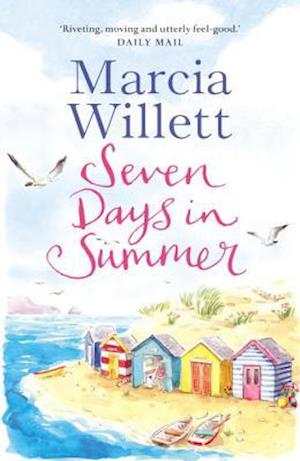 Bog, hardback Seven Days in Summer af Marcia Willett