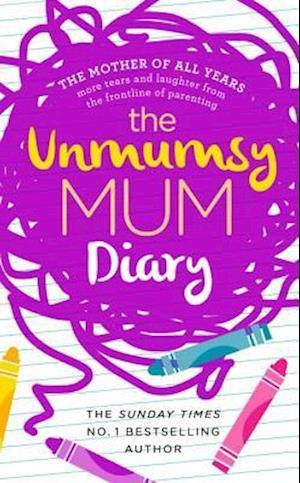 Bog, hardback The Unmumsy Mum Diary af The Unmumsy Mum