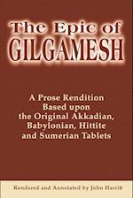 The Epic of Gilgamesh af John Harris