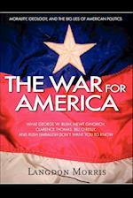 The War for America af Langdon Morris