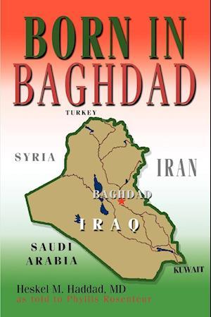 Born in Baghdad