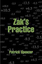Zak's Practice af Patrick Spencer