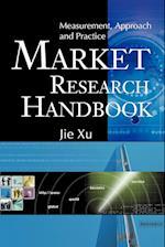 Market Research Handbook af Jie Xu