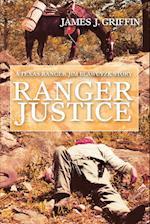 Ranger Justice af James J. Griffin