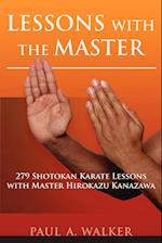 Lessons with the Master:279 Shotokan Karate Lessons with Master Hirokazu Kanazawa