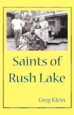 Saints of Rush Lake af Greg Klein