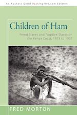Children of Ham af Fred Morton