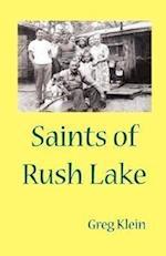Saints of Rush Lake af Greg Klein
