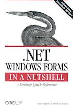 .Net Windows Forms in a Nutshell [With CDROM] (In a Nutshell (O'reilly))