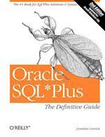 Oracle SQL*Plus (Definitive Guide)