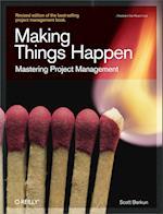 Making Things Happen af Scott Berkun