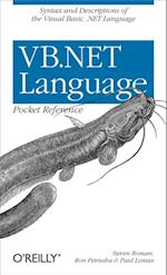 VB.NET Language Pocket Reference (Pocket Reference OReilly)