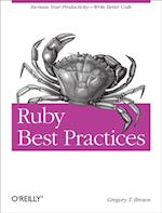 Ruby Best Practices af Gregory T Brown