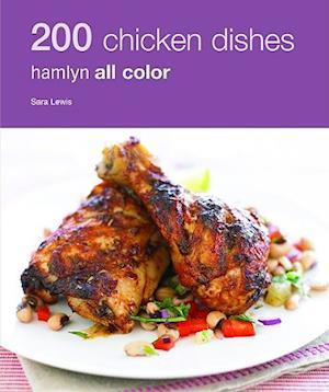 Bog, paperback 200 Chicken Dishes af Sara Lewis