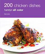 200 Chicken Dishes af Sara Lewis